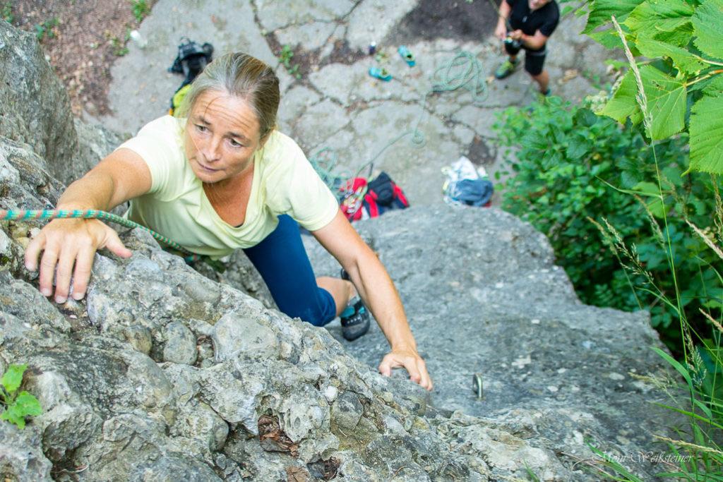 Klettergarten Biber mit Monivation